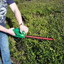 "450W KINGFISHER ELECTRIC POWER HEDGE TRIMMER CORD GARDEN HEDGE CUTTER 18"" BLADE"