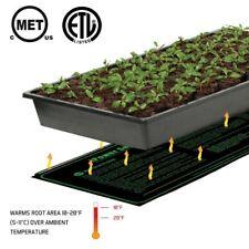 iPower Seedling Heat Mat Warm Hydroponic Heating Pad Met Standard