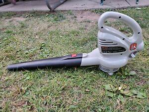 Electric Craftsman Leaf Blower