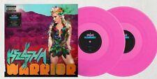 Kesha Warrior pink vinyl (vinyle rose) expanded limited edition USA
