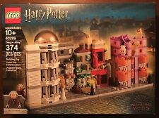 New Lego 40289 Harry Potter Diagon Alley Micro Build Exclusive Hard To Find