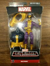 NEW Marvel Legends Batroc Figure Hasbro NIB BAF Thanos Infinite Series Toy
