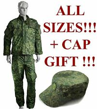Russian  military suit camouflage VKBO + gift cap New Digital flora Russian Camo