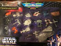 Star Wars Micro Machines Master Collector's Edition Galoob Rare Misprint MISB