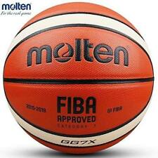 63% OFF! MOLTEN GG7X CATEGORY 7 BASKETBALL OFFICIAL FIBA BALL BNEW SRP 2,150