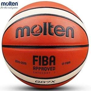 63% OFF! MOLTEN GG7X CATEGORY 7 BASKETBALL OFFICIAL FIBA BALL BNEW SRP 2,150
