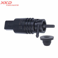 Windshield Washer Pump Spray Motor For VW AUDI A4 A6 BMW Mercedes-Benz Porsche