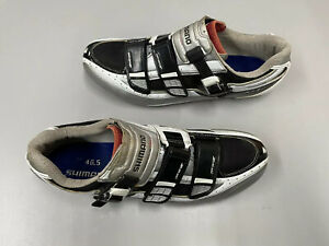 Shimano SH-R132L Carbon Mens EUR 46.5 Road Bike Shoes - US ~ 11.5 SH R132 R132L