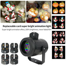 Christmas Projector Lights Indoor Outdoor Led Light Xmas Decorations Snowflake