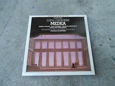 CHERUBINI-MEDEA-CALLAS-SCHIPPERS-LA SCALA-3 LP BOX-BOOKLET-ITALY-FONIT CETRA-NM