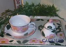 Villeroy & Boch Wildrose Set 4 Tazze Colazione Jumbo - Brekfast Cups