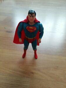"""Vintage 1984 Kenner DC Superman 4.5"""" Action Figure"""
