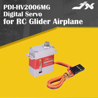 JX PDI-HV2006MG 6.2KG Large Torque Metal Gear Coreless Servo for RC Glider