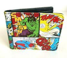 Marvel Superheroes Comic Strip/Panel Wallet
