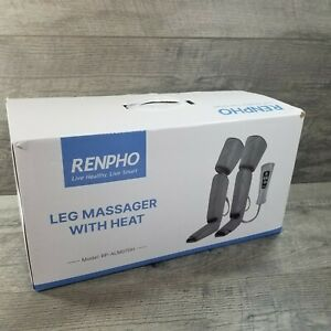 RENPHO Leg Massager Relaxation Calf Feet Massage Air Compression RF-ALM070h