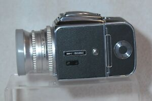Hasselblad 500C with 60mm F5.6 Lens, 120 Back, W. L. Finder Kit
