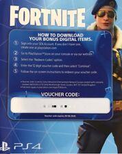 Fortnite Royale Bomber Skin + 500 V-Bucks Voucher Code, Exklusiv PS4