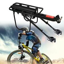 Aluminum Alloy Bike Rear Rack Seat Luggage Carrier Post Best Bicycle Pannie V5P8