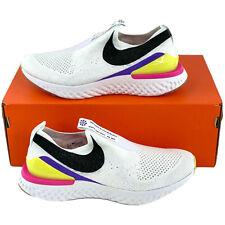 Nike Epic Phantom React Flyknit JDI Women's Shoes Sneakers White CI1290 100