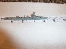 Comet / Authenticast U.S. Navy Id Models Ww ll Hms Light Cruiser Delhi