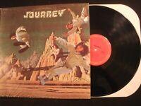 Journey - S/T - 1975 Orig. Vinyl 12'' Lp./ VG+/ Prog Psych Hard Rock
