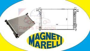 Heizkörper Kühlung Motor magneti marelli für Mercedes C270 Von 2000