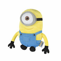 "Minions Stuart 10"" Microwavable Soft Toy By Intelex Lavender Heatable Scented"