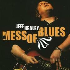 Jeff Healey : Mess of Blues CD (2008) ***NEW***