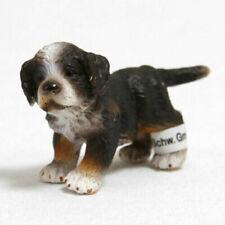 New Schleich Bernese Mountain Dog Puppy # 16344 Toy Figurine