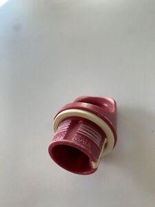 Sigg Top Lid for Sigg Water Bottle Leak Proof Red
