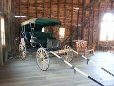 Beautiful cut-under surrey / carriage / buggy
