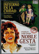 Infierno en la ciudad - Noble gesta (2 DVD Nuevo)