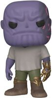 Funko Pop! Marvel Avengers Endgame Casual Thanos with Gauntlet Figure #579