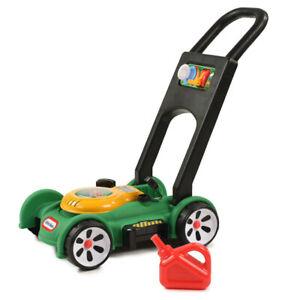 Little Tikes Gas 'n Go Garden Lawn Mower Kids/Children 18m+ Pretend Play Green