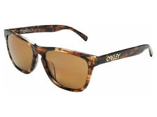375bd5cde6 Oakley Frogskins LX Polarized Sunglasses OO2039-05 Brown Tortoise Bronze  Asian