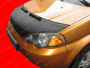 CAR HOOD BRA fits Honda HR-V HRV 1999 - 2005 NOSE FRONT END BONNET BRA TUNING