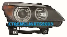 BMW 5 SERIES 2004-2007 RIGHT HID XENON HEADLIGHT HEAD LIGHT FRONT LAMP NEW