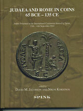 JUDAEA AND ROME IN COINS 65 BCE-135CE BY D JACOCSON & N KOKKINOS