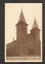 ARRHUS (DANEMARK) Sct. PAULS KIRKE , EGLISE en gros plan en 1930