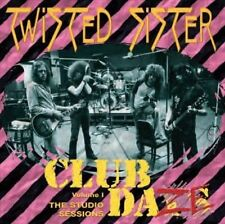 """TWISTED SISTER """"Club Daze: The Studio Sessions, Vol. 1"""" new sealed CD (Armoury)"""