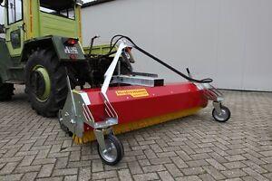 Westermann Kehrmaschine Anbaukehrmaschine Schlepperkehrmaschine Optimal 2300