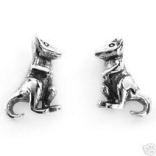 sterling silver kangaroo earrings