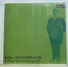 JOHN McCORMACK I Hear You Calling Me - Allegro LEG-9022 SEALED