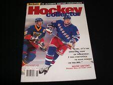 BECKETT HOCKEY COLLECTOR ° NOVEMBER 1999 <>  WAYNE GRETZKY