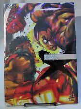 Street Fighter X Tekken 25th Anniversary Artworks NEW SEALED Art Book Udon