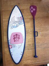 American Girl Doll Kanani Paddle Board Sunscreen Paddle