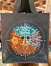 Disneyland & Disney Parks Mickey Compass Bag Reusable Tote Discover the magic