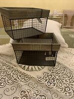 """Rae Dunn kitchen basket wire and wood """"stuff"""""""