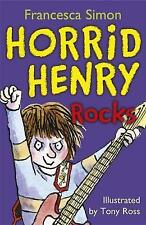 Horrid Henry Rocks, Simon, Francesca Paperback Book The Cheap Fast Free Post