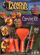 Halloween Pumpkin Carving Kit with Pattern Book